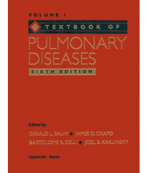 Textbook of Pulmonary Diseases (Two-Volume Set)