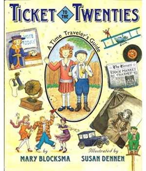 Ticket to the Twenties: A Time Traveler's Guide
