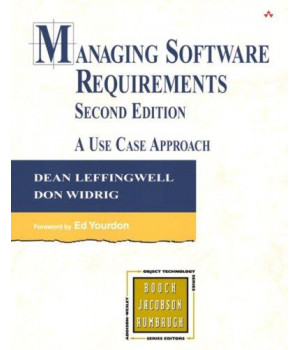 Managing Software Requirements: A Use Case Approach (2nd Edition)