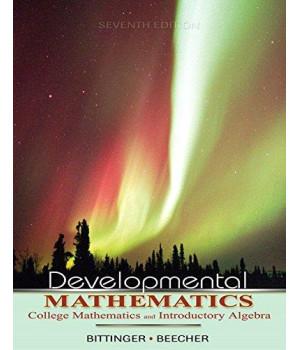 Developmental Mathematics (7th Edition)