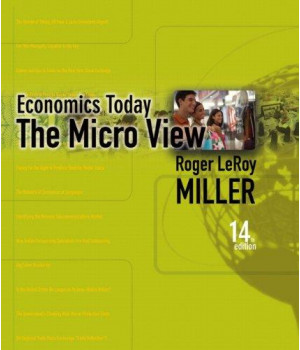 Economics Today: The Micro View (14th Edition)