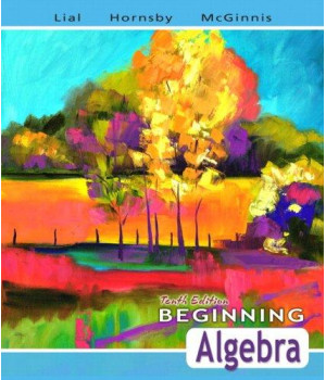 Beginning Algebra (Lial Developmental Mathematics Series)