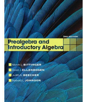 Prealgebra and Introductory Algebra (3rd Edition)
