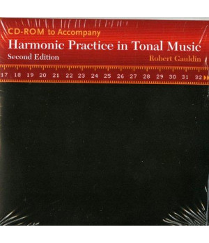 CD-ROM to Accompany Harmonic Practice in Tonal Music, 2nd Edition