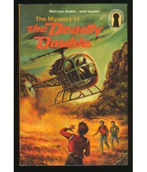 MYSTERY OF THE DEADLY DOUBLE (Three Investigators Mystery)