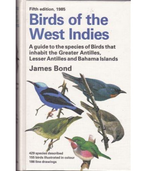 Birds of the West Indies, 5th Edition (Peterson Field Guides)