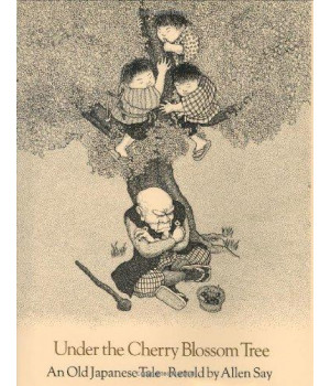 Under the Cherry Blossom Tree: An Old Japanese Tale
