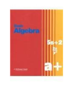 Basic Algebra (McDougal Littell Brown Algebra)