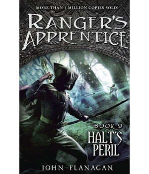 Halt\'s Peril (Ranger\'s Apprentice, Book 9)