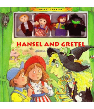 Hansel and Gretel with Finger Puppets (Finger Puppet Theater)