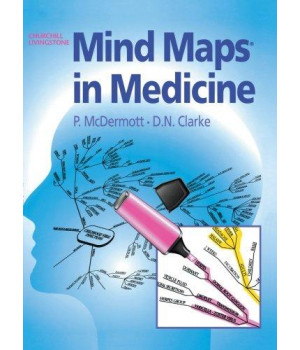 Mind Maps in Medicine, 1e