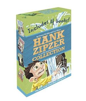 Hank Zipzer Collection (Hank Zipzer, the World\'s Greatest Underachiever)