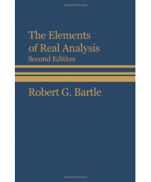The Elements of Real Analysis, Second Edition