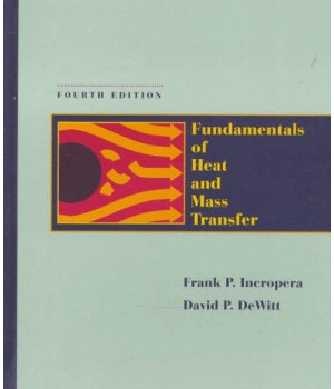 Fundamentals of Heat and Mass Transfer, 4th Edition