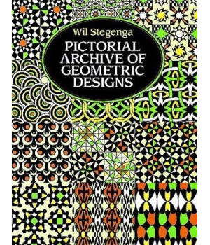 Pictorial Archive of Geometric Designs (Dover Pictorial Archives)