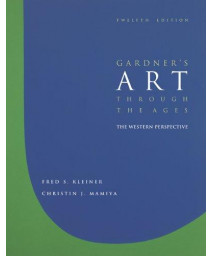 Gardner's Art through the Ages: The Western Perspective (with ArtStudy CD-ROM 2.1, Western) (Available Titles CengageNOW)