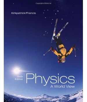 Physics: A World View (with CengageNOW Printed Access Card) (Available 2010 Titles Enhanced Web Assign)