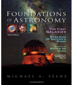 Foundations of Astronomy (with AceAstronomyTM, Virtual Astronomy Labs Printed Access Card) (Available Titles CengageNOW)