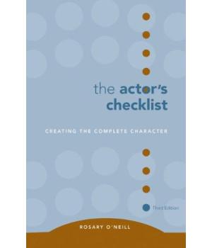 The Actor\'s Checklist