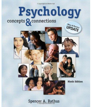 Psychology: Concepts and Connections, Media & Research Update (Available Titles CengageNOW)
