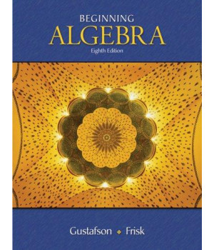 Beginning Algebra (with CengageNOW, Personal Tutor Printed Access Card) (Available 2010 Titles Enhanced Web Assign)