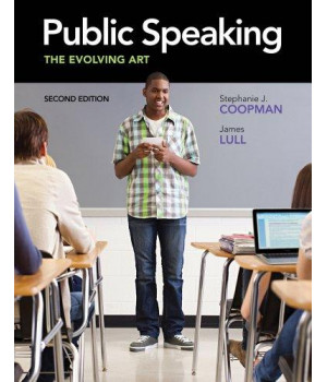 Public Speaking: The Evolving Art (with CourseMate with Interactive Video Activities, Speech StudioTM, Audio Study Tool, SpeechBuilder Express, InfoTrac 1-Semester Printed Access Card)