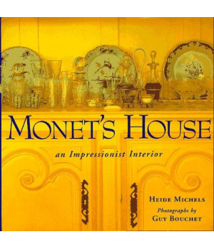 Monet's House: An Impressionistic Interior