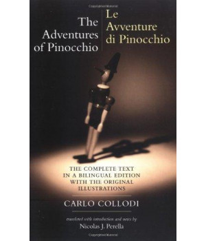 The Adventures of Pinocchio (Le Avventure Di Pinocchio) (Biblioteca Italiana)