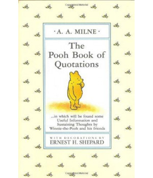 The Pooh Book of Quotations (Winnie-the-Pooh)