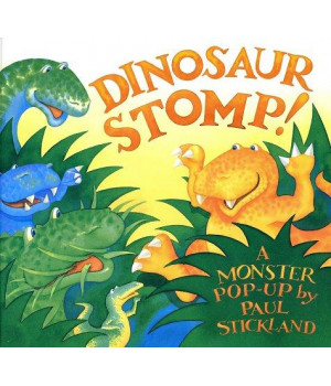 Dinosaur Stomp (Books are Fun ed.)
