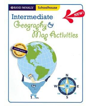 Intermediate Geography & Map Activities (Rand McNally Schoolhouse)