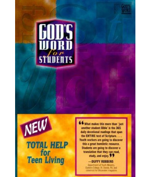 God\'s Word for Students (God\'s Word Series)