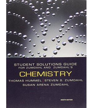 Chemistry Student Solutions Guide for Zumdahl & Zumdahl\