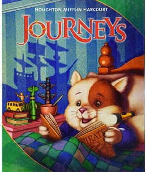 Houghton Mifflin Harcourt Journeys, Grade 1, Level 1.1