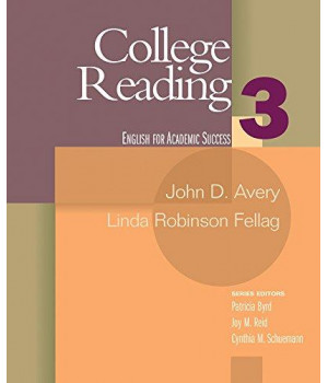 College Reading 3: Houghton Mifflin English for Academic Success