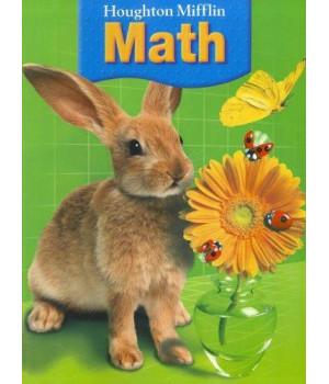 Houghton Mifflin Math: Grade K, Student Book
