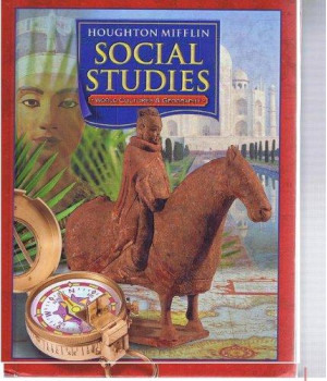 Houghton-Mifflin Social Studies: World Cultures And Geography (Sudent Edition)