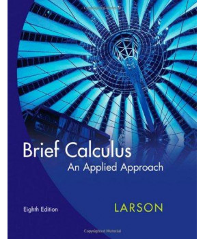 Brief Calculus: An Applied Approach