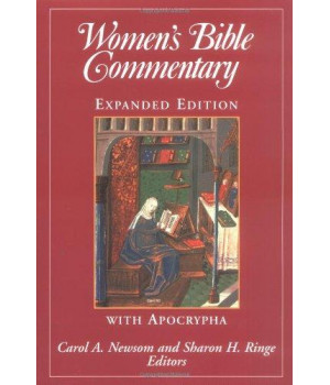The Women\'s Bible Commentary - expanded
