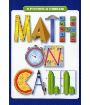 Math on Call: Handbook (Softcover) Grades 6-8 2004