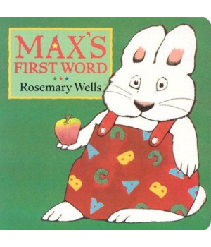 Max\'s First Word (Max and Ruby)