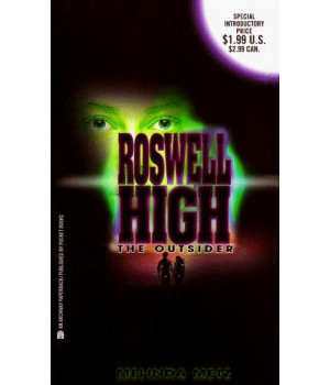 The OUTSIDER: ROSWELL HIGH #1