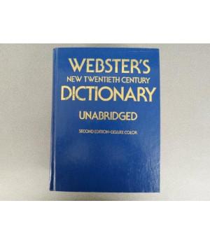 Webster\'s New Twentieth Century Dictionary of the English Language