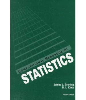 Computational Handbook of Statistics (4th Edition)