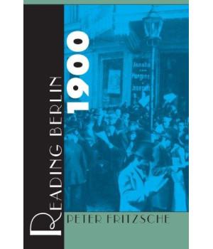 reading berlin 1900
