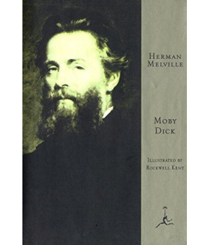 Moby Dick: or the Whale (Modern Library)