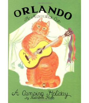 Orlando\'s Camping Holiday (Orlando the Marmalade Cat)