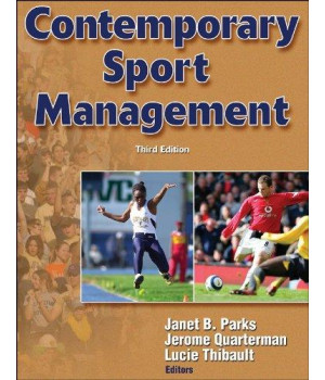 Contemporary Sport Management - 3rd Edition