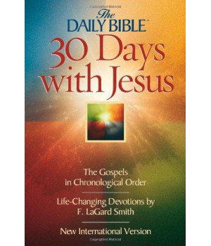 30 Days with Jesus (The Daily Bible)