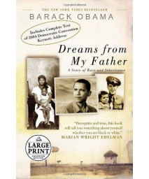 Dreams from My Father (Random House Large Print)
